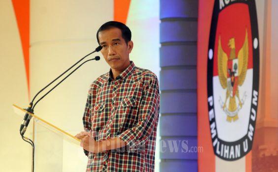 Jokowi Tak Persoalkan Mundurnya Waktu Pelantikan