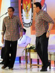 Jokowi Sengaja Minta Celana Longgar untuk Pelantikan
