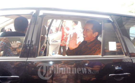 Hindari Ruas Kebon Sirih Saat Pelantikan Jokowi-Basuki