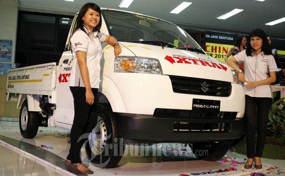Penjualan Pick Up Suzuki Naik 13 Persen di September Tahun Ini
