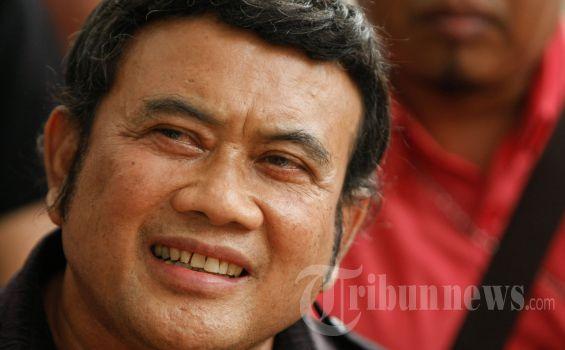 Kalau Rhoma Irama Presiden, Goyang Panas Dicekal Nggak ya?