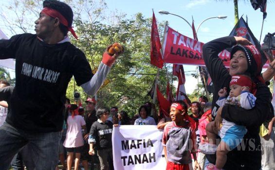 Pengamat: Penanganan Mafia Tanah Jangan Hanya Sekedar Lip Service