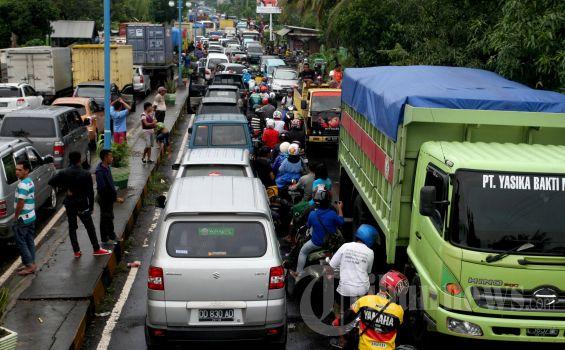 Jalur Trans Sulawesi Mulai Kondusif