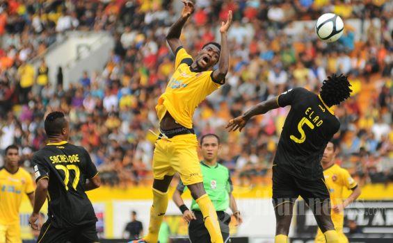 Tak Lekang dari Hati, AFC Kenang Pencetak Lima Gol Persipura Boakay Eddy Foday di Piala AFC