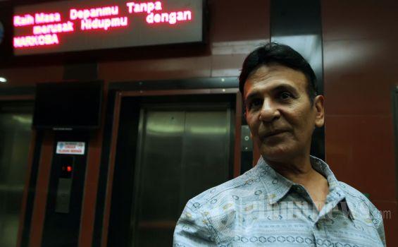 Keluhan Mark Sungkar di Penjara, Diare hingga Sakit Pinggang Kambuh