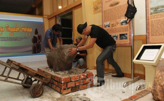 Arkeolog UI Temukan Bukti Kerajaan Sriwijaya di Jambi