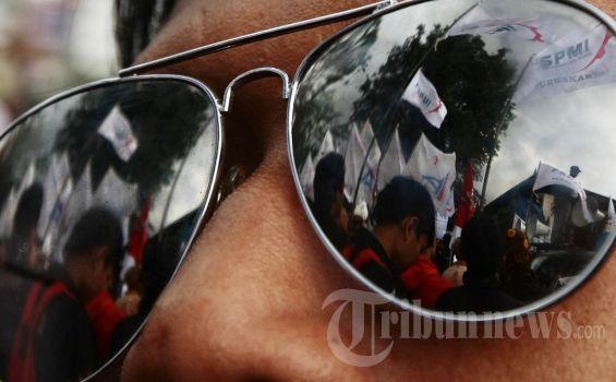 8.417 Personel Polisi Kawal Aksi HUT FSPMI