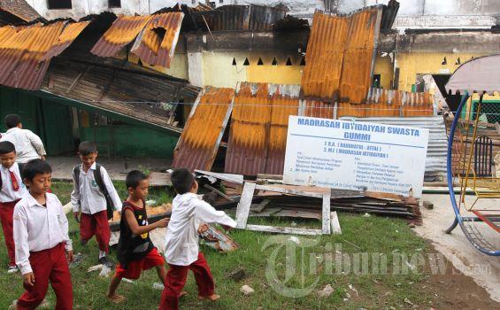 Di Masa Pandemi Covid-19, Kemenag Dorong Perilaku Hidup Bersih dan Sehat di Madrasah