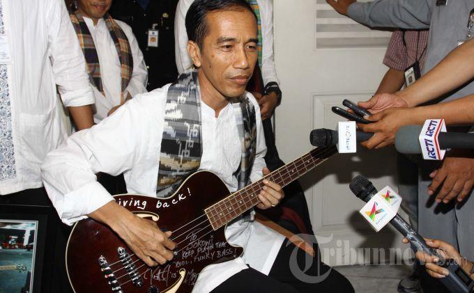 Jokowi akan Bagi 10 Ribu Tiket Gratis
