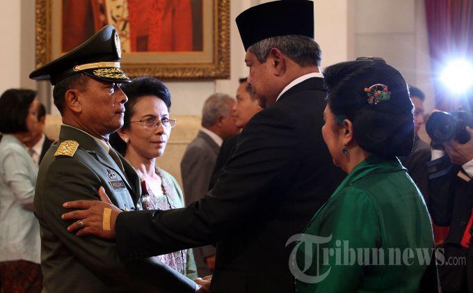 Sosok Moeldoko, Dulu Dikenal Dekat SBY, Kini Dituduh Hendak Ambil Alih Demokrat