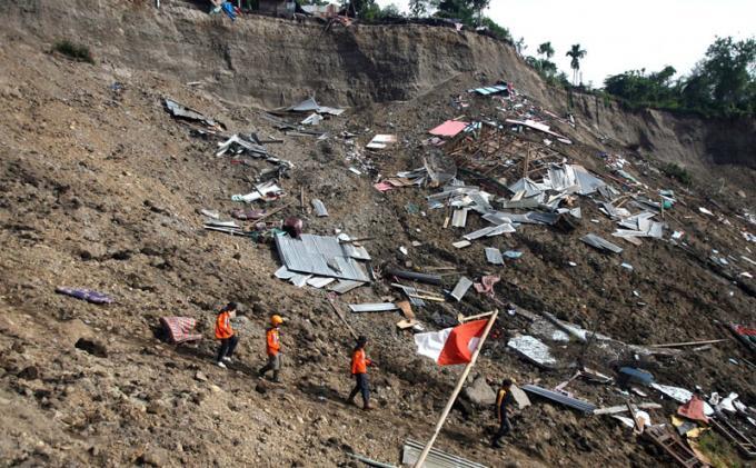 Desa Bah Hilang Ditelan Gempa Gayo