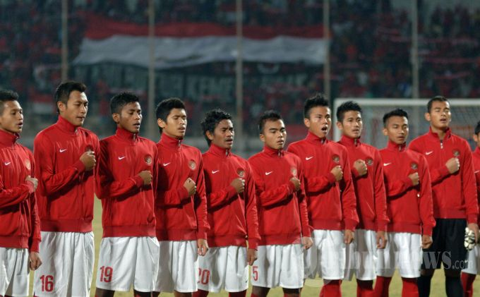 Timnas U19 Harus Sabar dan Kompak untuk Libas Timor Leste  Tribunnews.com