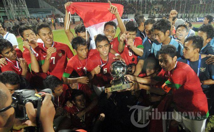 Hari Ini dalam Sejarah: 22 September 2013, Indonesia Juara AFF U-19 setelah Kalahkan Vietnam