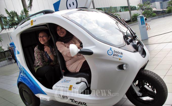 Kemendikbud Susun Road Map Pengembangan Mobil Listrik