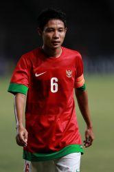 Evan Dimas Tidak Terbebani Jabatan Kapten Timnas U-19