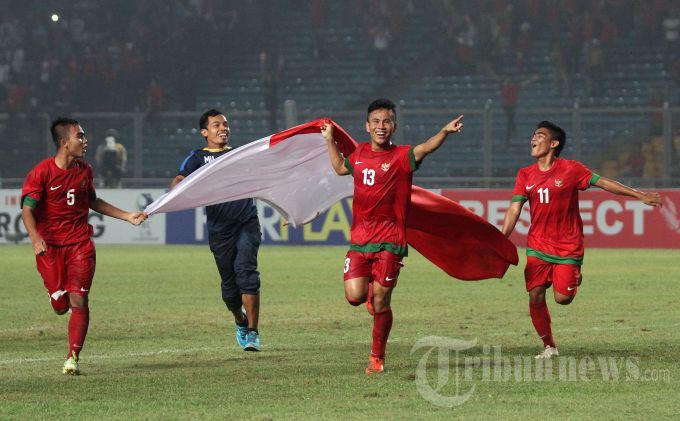 Dino Lihat Aksi Evan Dimas Cs: Juara Asia Tak Lagi Cuma Angan-angan
