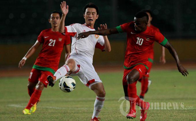 Pencapaian Indonesia di Kualifikasi Piala Asia 2015 Terburuk Sejak 1980