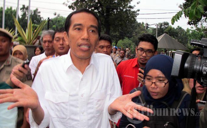 Jokowi Masih Merajai Survei Calon Presiden