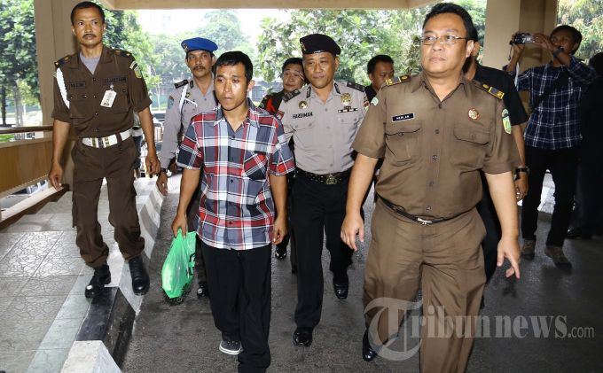 Terdakwa Minta Anak Menteri Syarief Jadi Tersangka Videotron