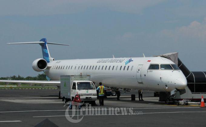 Bikin Rugi, Garuda Kembalikan Pesawat Bombardier CRJ1000, Ini Spesifikasinya