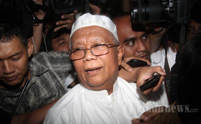Hari Ini Jenazah Hilmi Aminuddin Dimakamkan dengan Protokol Covid-19 di Lembang Bandung Barat