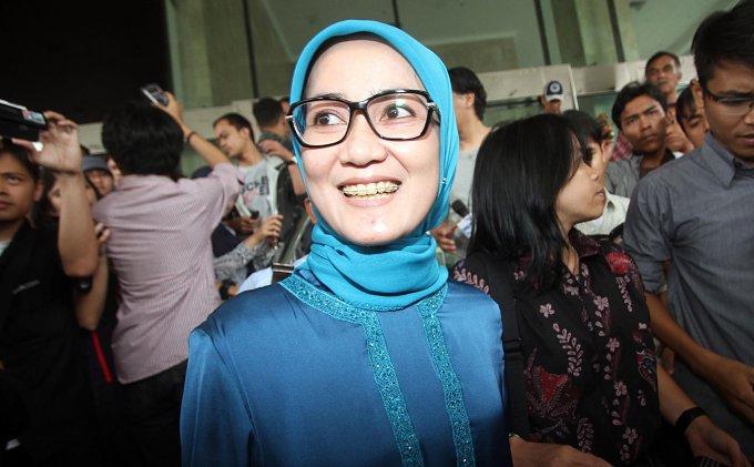 Bupati Lebak Bersaksi di Pengadilan Tipikor Jakarta