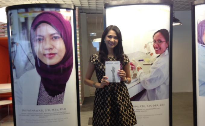 Mau Tahu Cara Srikandi Peneliti Indonesia Melepas Lelah? Baca di Buku Ini