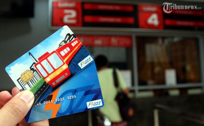 Volume Transaksi Kartu Flazz Capai Rp 6,3 Triliun di 2020