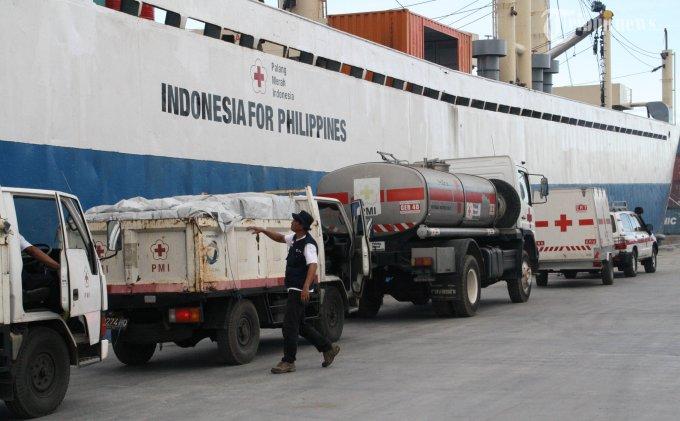 Presiden IFRC: Terima Kasih PMI, Terima Kasih Indonesia