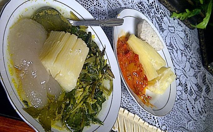 Papeda, Makanan Sehat Khas Papua