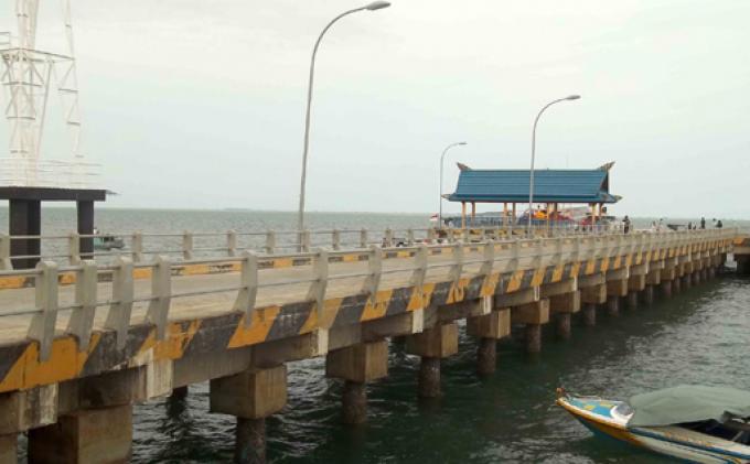 Pelabuhan Dipindah ke Tanjung Batu - Berau