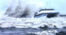 Tinggi Gelombang Mencapai 4 Meter, Nelayan di Laut Selatan Dihimbau Tidak Melaut