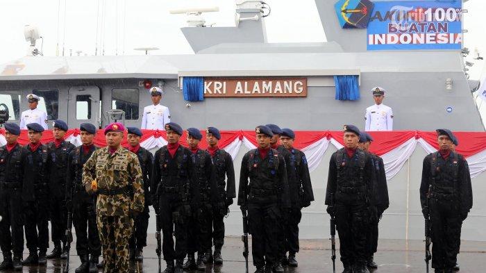 TNI AL Tangkap Dua Kapal yang Diduga Angkut 18 Ribu Liter Solar Ilegal