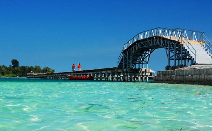 Pulau Tidung dan Pulau Pramuka Jadi Favorit Wisatawan Lokal