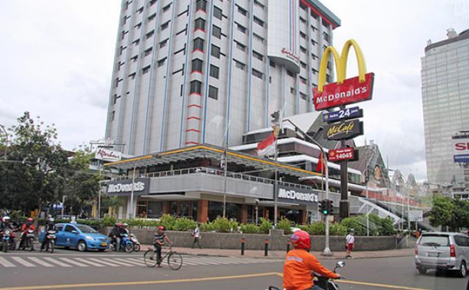Tersinggung Larangan Fast Food, McDonald Tutup Situs Pegawainya