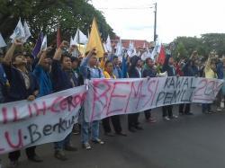 BEM Seluruh Indonesia Siap Kawal Pemilu 2014