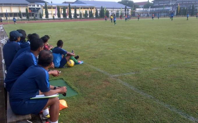 Tim Pelatih Timnas U-19 Apresiasi Pemain dalam Internal Game