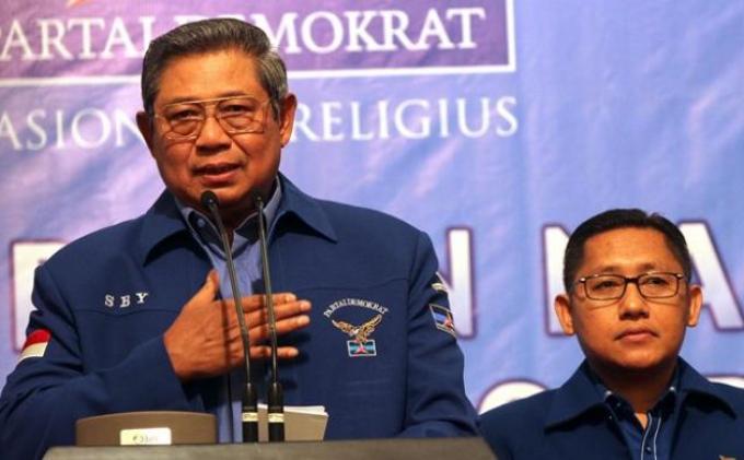 Anas Urbaningrum: Kesaksian SBY Sangat Penting