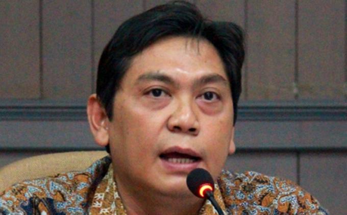 Dilantik, Utut Sah Menjadi Wakil Ketua DPR