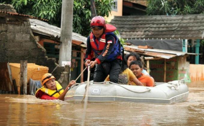banjir cipinang melayu nih2