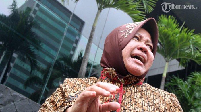 Timnas U-19 Dijamu Wali Kota Surabaya Tri Rismaharini