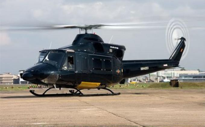 Saat Helikopter Hilang Kontak Cuaca Gerimis Tidak Merata