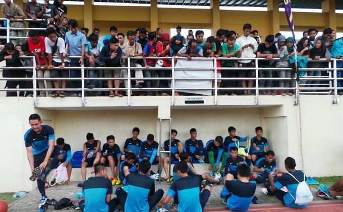 Sihir Bernama Timnas Indonesia U-19 di Yogyakarta