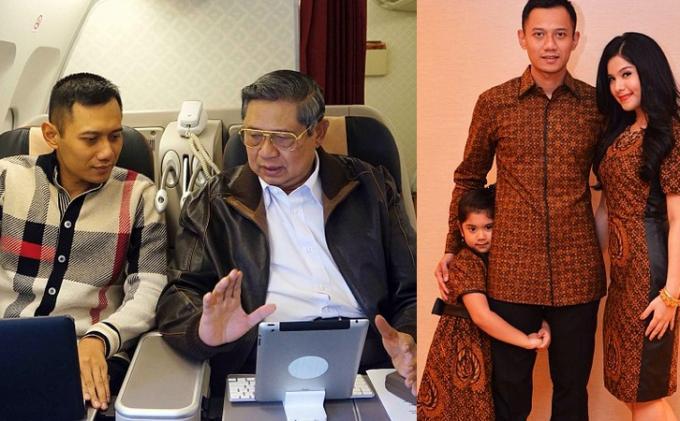 Bukan Ibas Yang Didoakan Jadi Presiden Tapi Anak Sulung Sby Tribunnews Com Mobile
