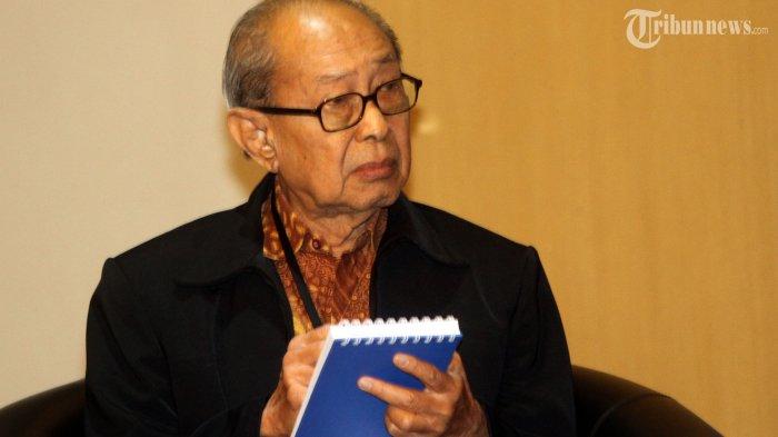 JE Sahetapy Guru Besar Hukum yang Meninggal Hari ini, Berikut Profilnya