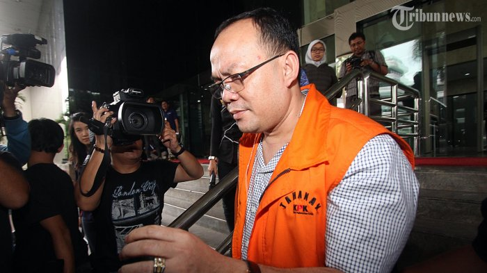 2 Pengusaha Kalimantan Akui Pinjamkan 'Uang Suap' untuk Akil