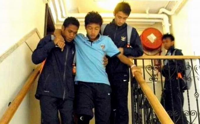 Dokter Timnas U-19 Sayangkan Ketidakterbukaan Pemain Soal Cedera