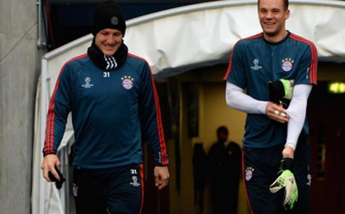 Bastian Schweinsteiger Sebut Manuel Neuer Tak Cocok Jadi Kapten Timnas Jerman