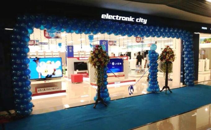 Electronic City Hadir di Kota Batam