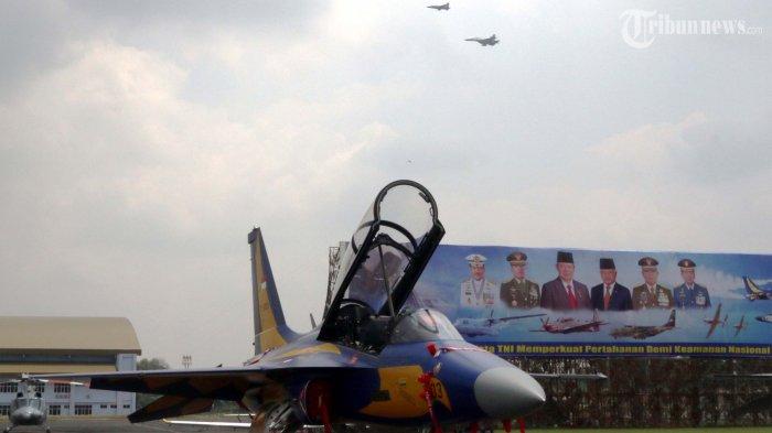 Pilot Pesawat T-50 Golden Eagle yang Tergelincir di Lanud Iswahjudi Meninggal Dunia